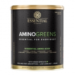 AMINO GREENS LATA (240G)